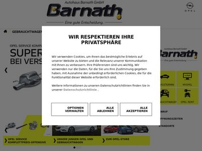Autohaus Barnath GmbH