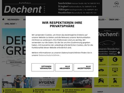 Autohaus Dechent Völklingen GmbH