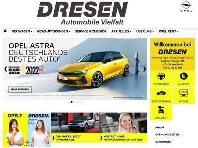 Autohaus Louis Dresen GmbH & Co. KG