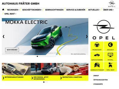 Autohaus Fräter GmbH
