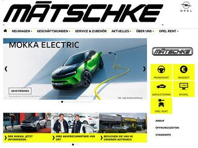 Autohaus Mätschke GmbH