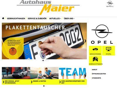 Autohaus Ernst Maier GmbH & Co. KG