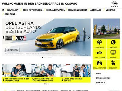 Sachsengarage GmbH