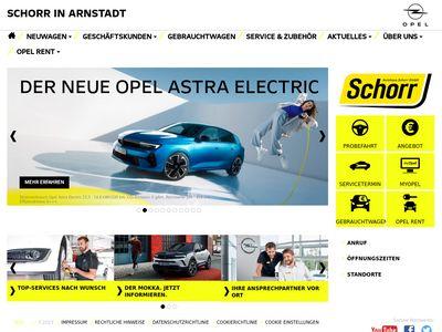 Autohaus Schorr GmbH