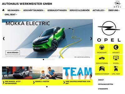 Autohaus Werkmeister GmbH