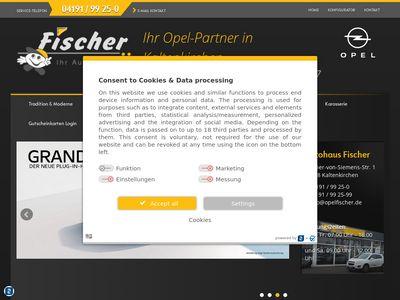 Autohaus Ernst Fischer Inh. Kay Fischer Kfz