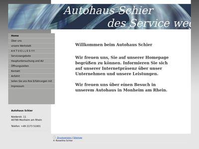 Autohaus Schier Reinhard Schier e.K.
