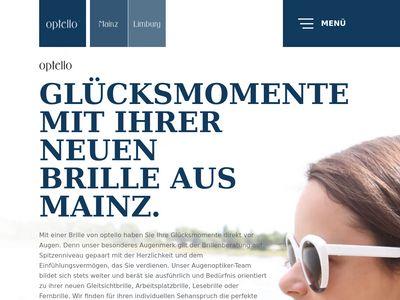 Optello Optik Mainz