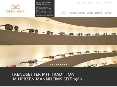 Optic Chic Mannheim