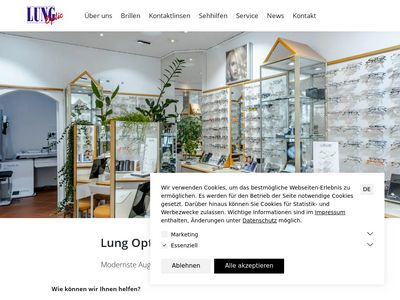Optic Lung