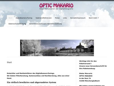OPTIC MAKARIO GmbH