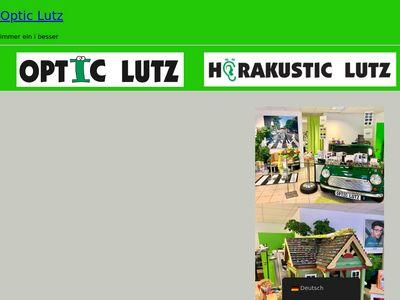 Optic und Hörakustic Lutz