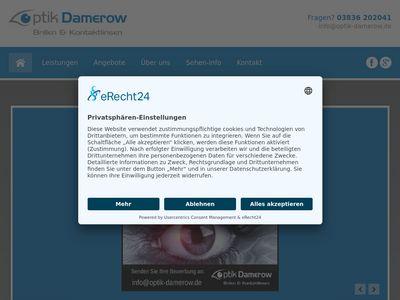 Optik Damerow Inh. Uwe Damerow