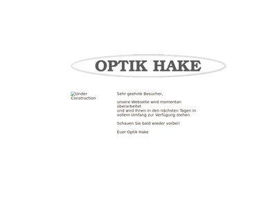 Hake Optik u.mehr Optiker