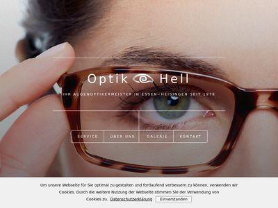 Manfred Hell Augenoptik