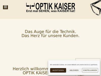 Krey Konrad Optiker-Meister
