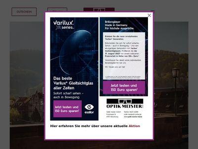 Optik Meister GmbH Heidelberg