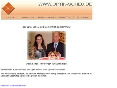 Herbertz Optik und Kontaktlinsen
