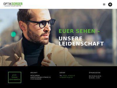 Optik Sorger GmbH