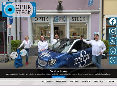 OPTIK STECK GmbH