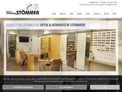 Optik & Hörakustik Stömmer e.K.