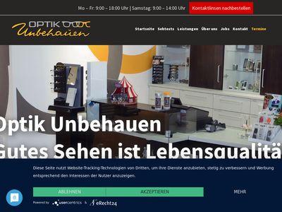 Optik Unbehauen GmbH