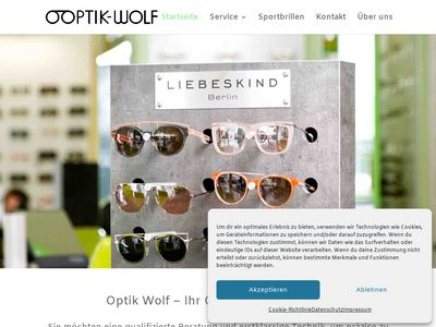 Optik Wolf Sports&Fashion