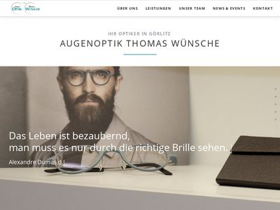 Augenoptik Thomas Wünsche
