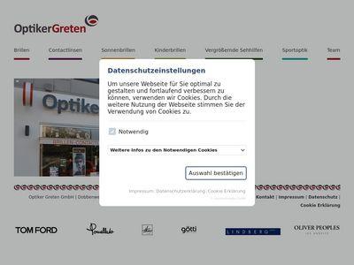 Optiker Greten GmbH