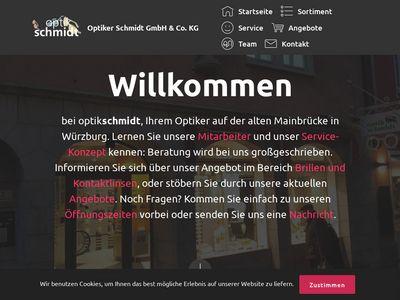Optiker Schmidt GmbH&Co.KG
