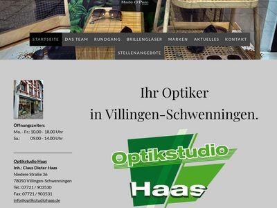 Haas Optikerstudio