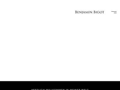 Benjamin Bigot - Originelle Massschuhe