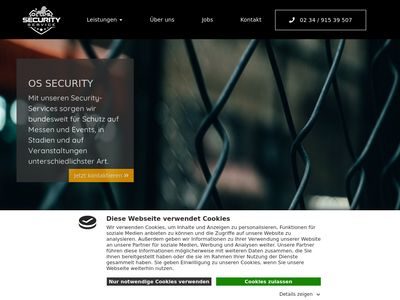 OS Security and Service