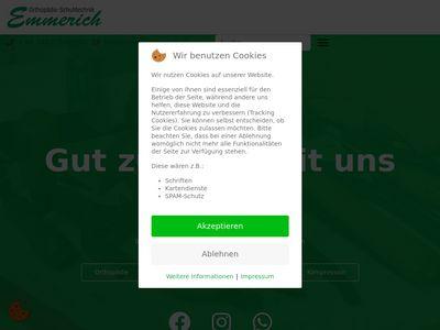 Orthopädie-Schuhtechnik Emmerich