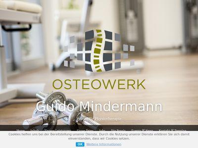 Osteowerk - Praxis für Physiotherapie
