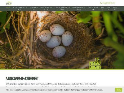 Oster Dach + Holzbau GmbH