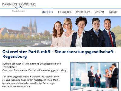 Karin Osterwinter Steuerberaterin