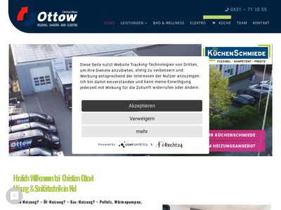 Christian Ottow - Heizung, Sanitär, Elektro