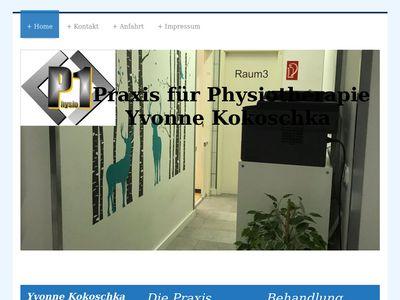 P 1 Praxis für Physiotherapie
