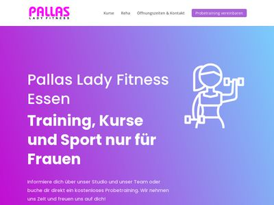 Pallas Lady Fitness