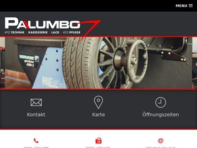 Palumbo Kfz Technik Lackierung