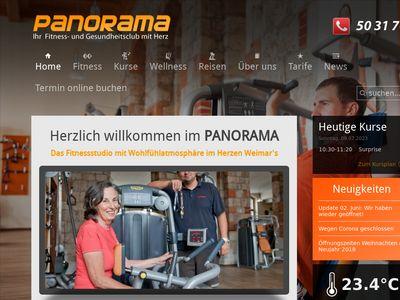 Panorama Fitness & Gesundheitsclub