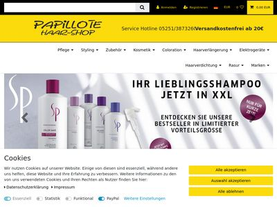 Papillote Haarshop A2 GmbH