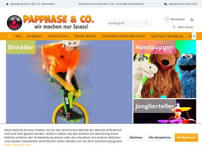 Pappnase & Co. GmbH