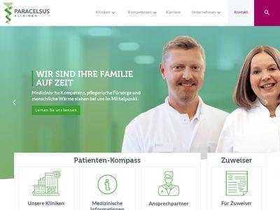 Paracelsus-Klinik Zwickau