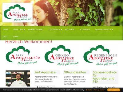 Park Apotheke Apotheker Martin Handrik e.K.