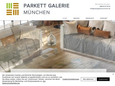 Parkett Galerie München