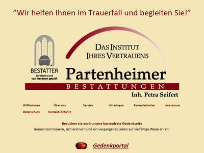 Bestattungsinstitut Partenheimer