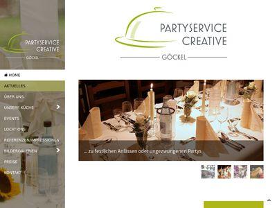 Partyservice Creative Göckel