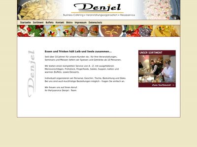 Catering - Partyservice Denjel